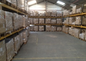 Removals, Storage and Warehousing